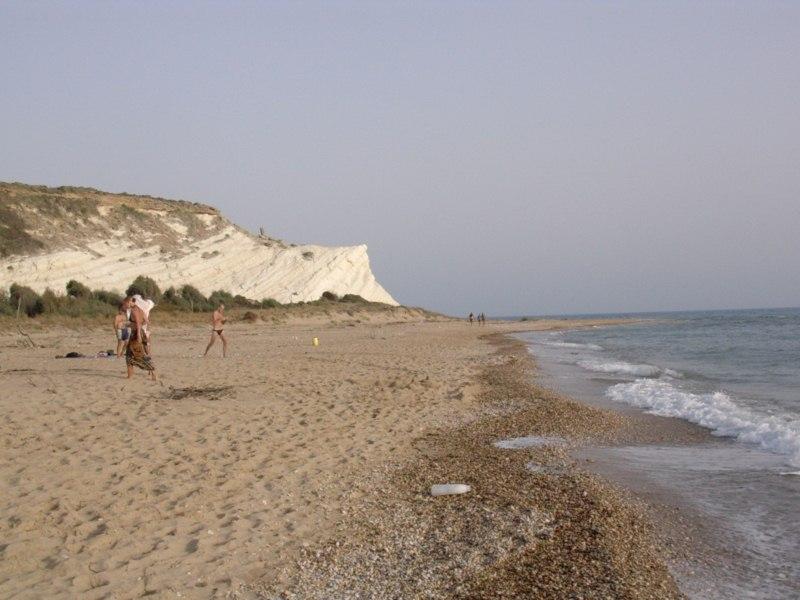 Capo Bianco, spiaggia di Ribera (ag)