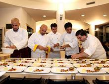 Chef del Pellegrino Cooking Festival