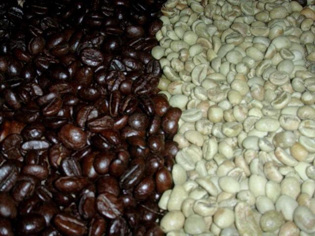caffe di vari tipi