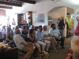 pubblico durante l'evento