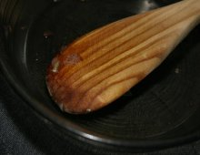 cucchiaio di legno