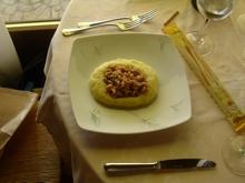 schie con polenta