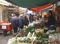 Ballarò, il mercato popolare di Palermo
