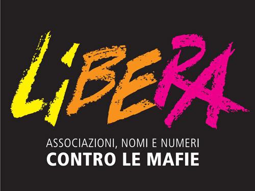 il logo di libera