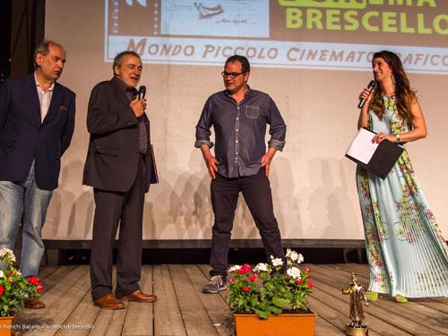 premiazione del concorso di Brescello
