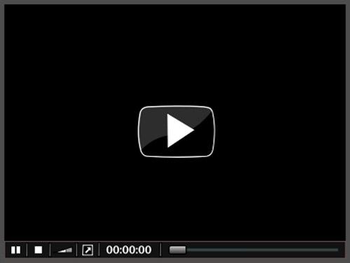schermata di video