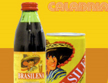 una bottiglia di brasilena