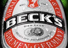 il logo della becks