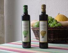 bottiglie di olio masseria furca
