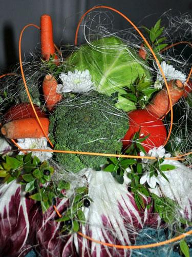 un bouquet di verdure!