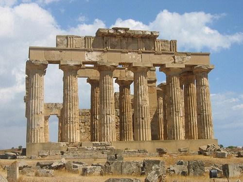 templi di selinune