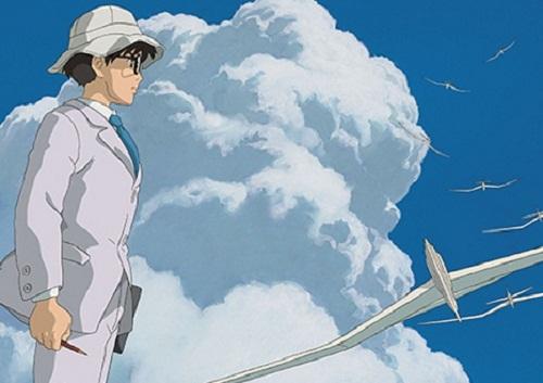 Hayao Miyazaki The Wind Rises