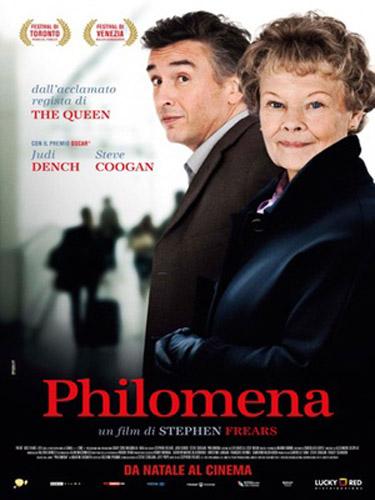la locandina del film Philomena