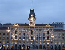 Trieste, Piazza dell'Unita'