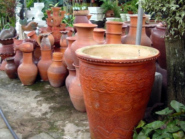 vaso per orto
