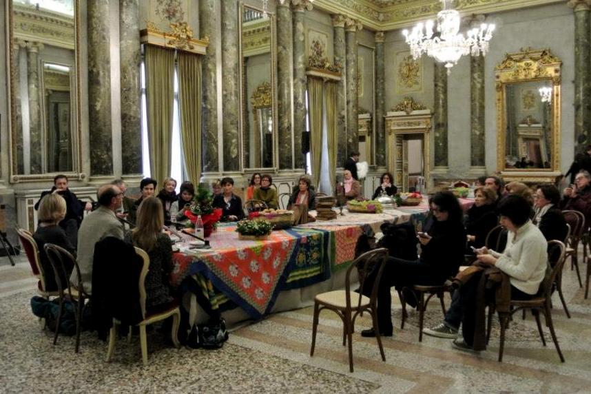 la sala napoleonica di palazzo serbelloni