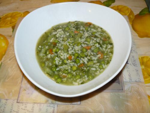 minestrone primaverile