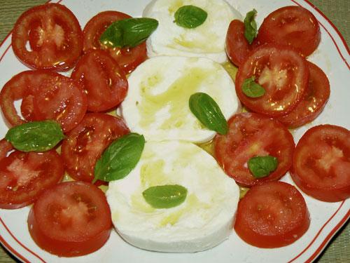 insalata caprese
