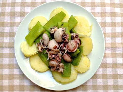 insalata di seppioline