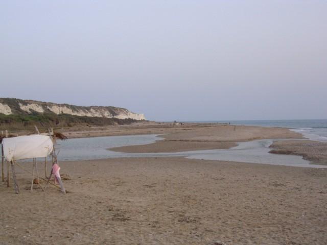 La riserva della foce del Platani