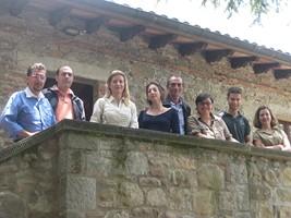 martino e i partecipanti al master