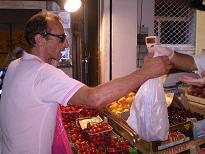 Martino al mercato di mezzo di Bologna