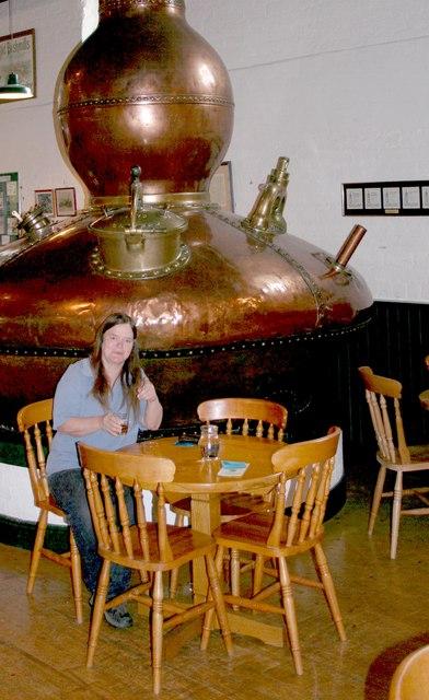 distilleria irlandese