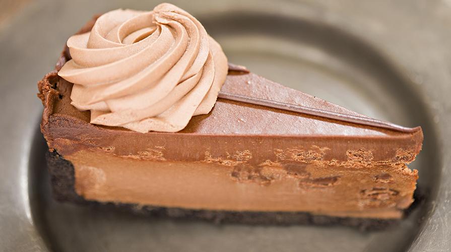cheesecake-al-cioccolato
