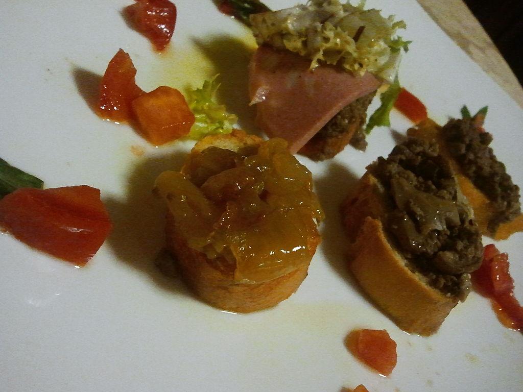 crostini fegatini toscani