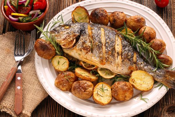 Pesce Al Forno 10 Consigli Per Non Sbagliare