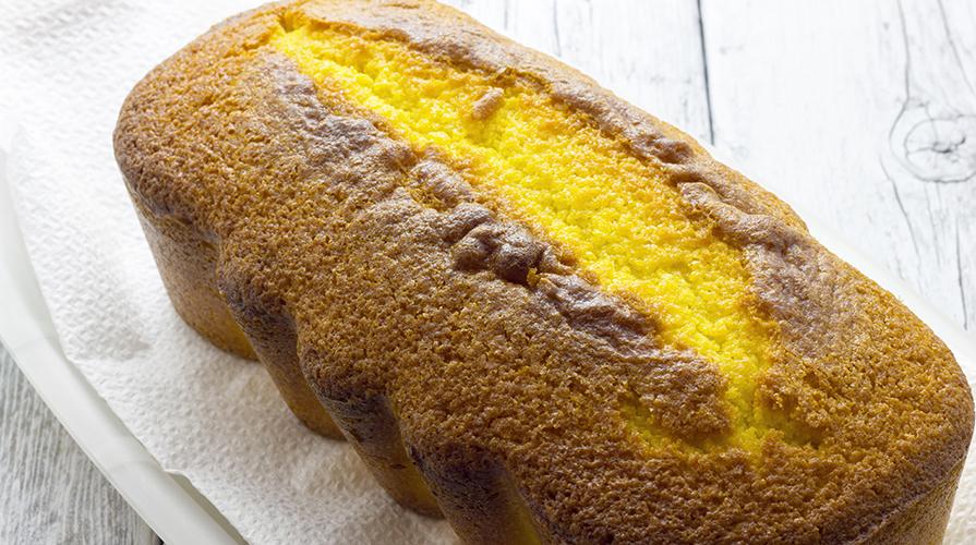 plumcake norvegese allo zafferano