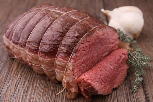 roast beef cottura