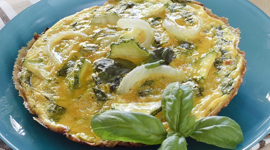 frittata-al-basilico