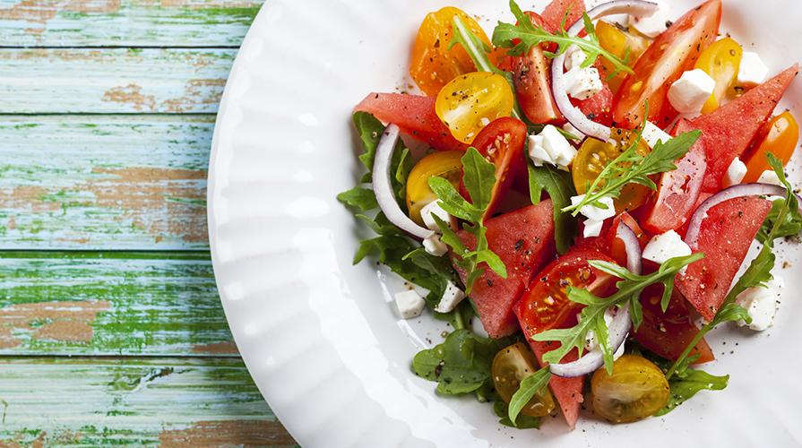insalata-con-l-anguria