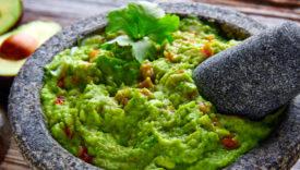 Salsa al guacamole