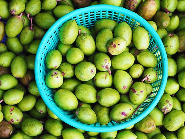 Scegliere olive