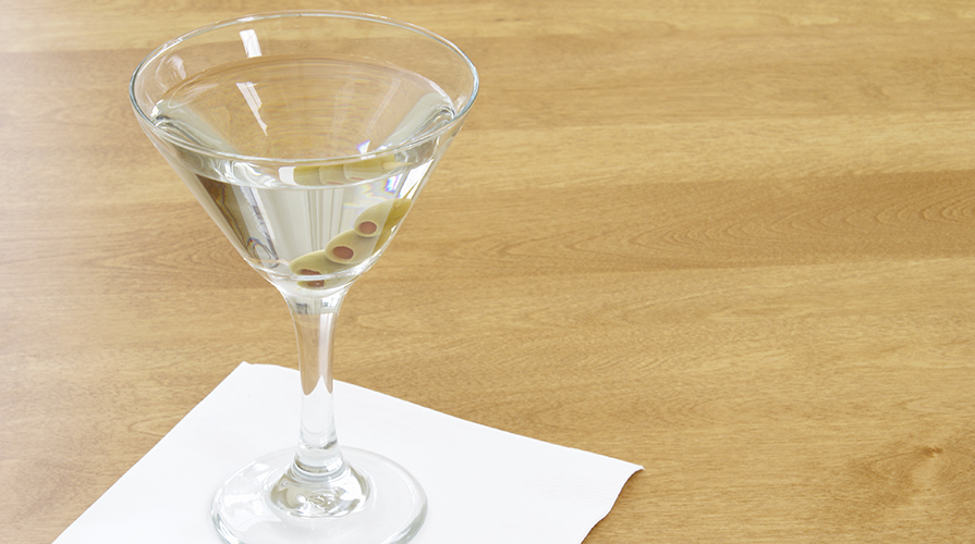 martini-dry