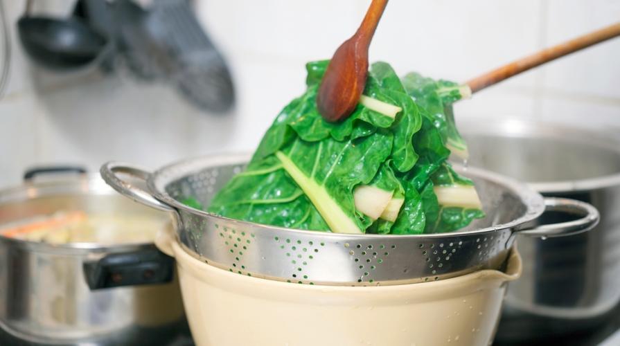 come cucinare le bietole