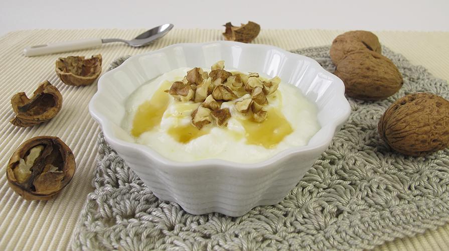 dessert di yogurt