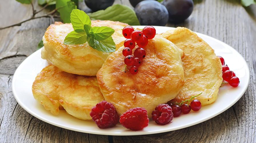 frittelle di frutta