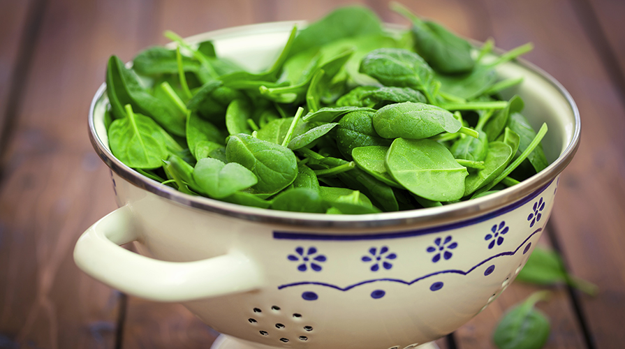 frolla al taleggio e spinaci