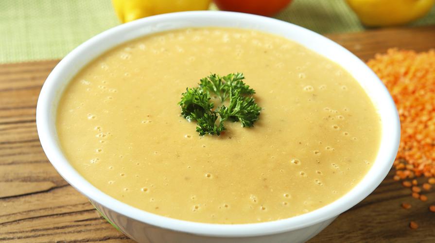 Crema di lenticchie