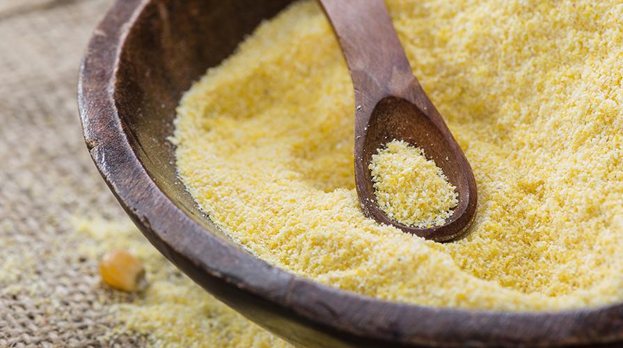 farinata gialla