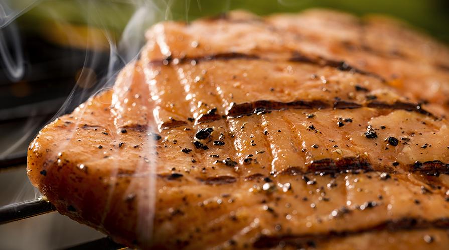 cucinare pesce arrosto
