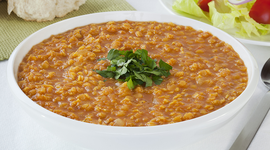 zuppa rossa