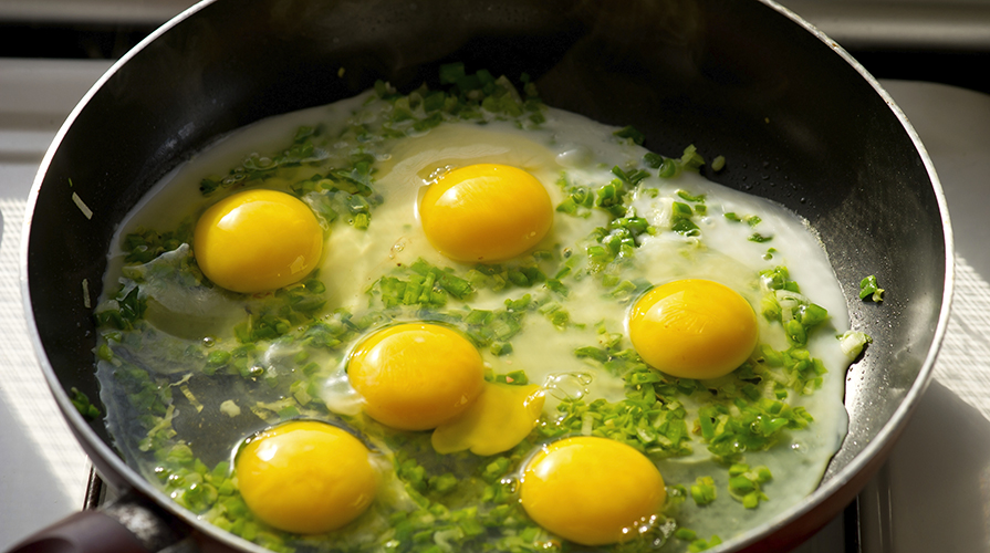 ricetta dell'omelette