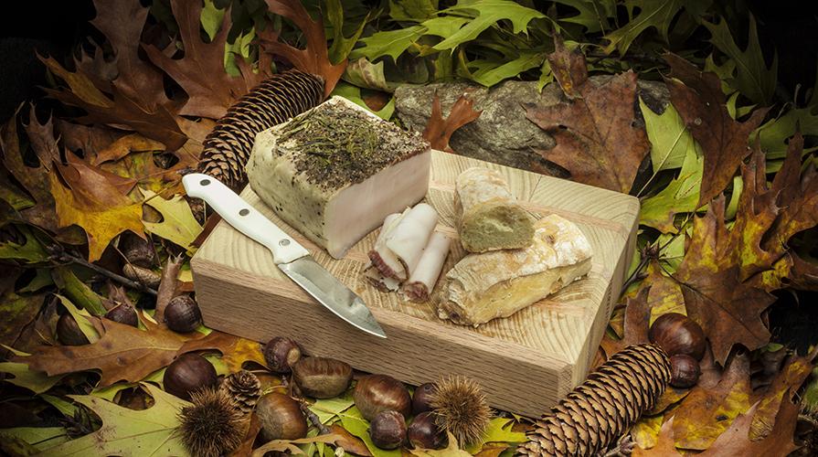 marroni-al-miele-e-lardo