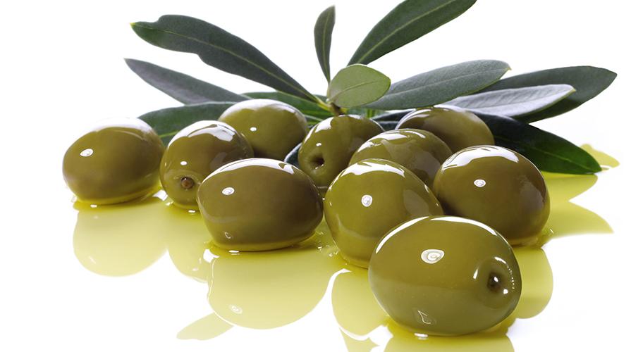 pate di olive e noci