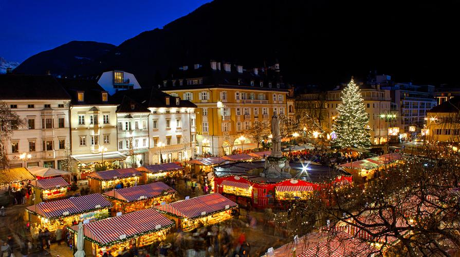 Trentino Alto Adige mercatini