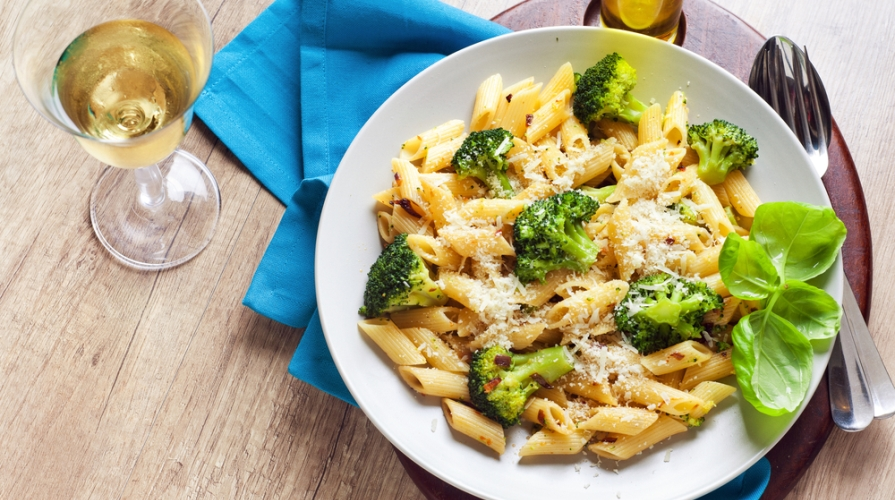 pasta con ii broccoli